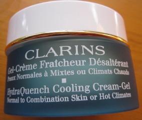 Clarins crème fraîcheur