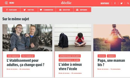 Parlonssante.com Déclic Stock