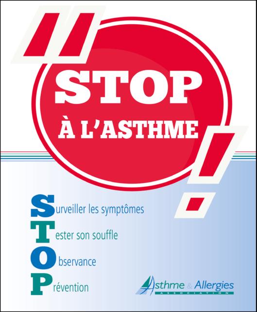 Asthme : 1000 décès par an!