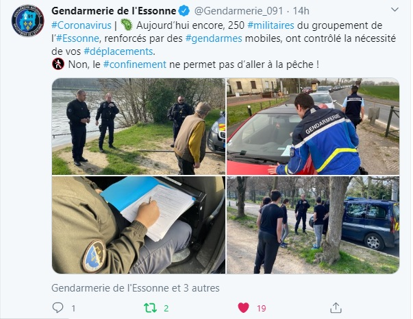 Gendarmes de l'Essonne1