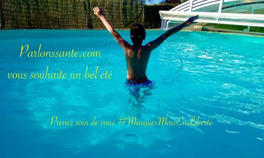 #MasquésMaisEnLiberté : Déconfinés et enfin en vacances, mais… pas d'imprudence !
